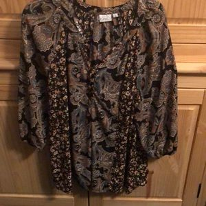 Kim Rogers blouse great condition